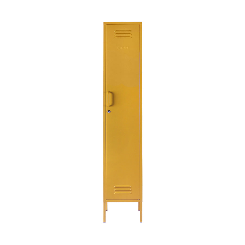 Mustard Made Skinny Locker - Mustard - 1