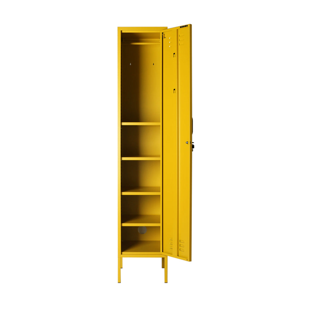 Mustard Made Skinny Locker - Mustard - 2