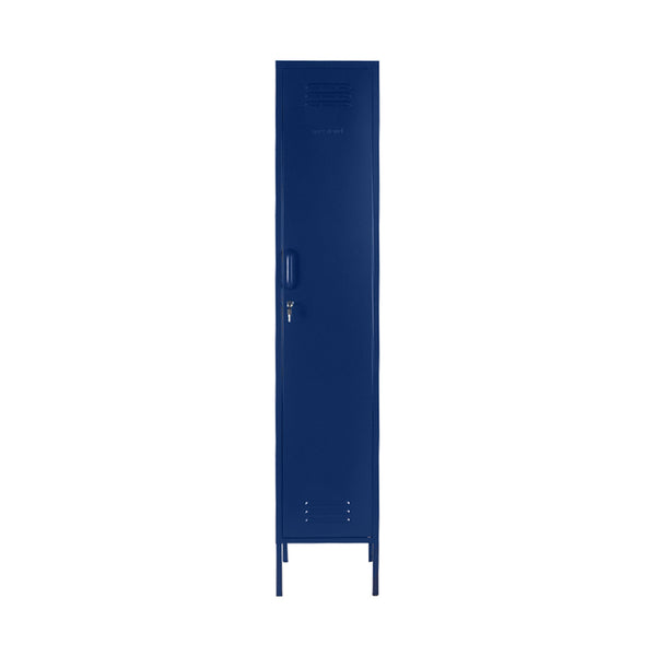 Mustard Made Skinny Locker - Navy - 1