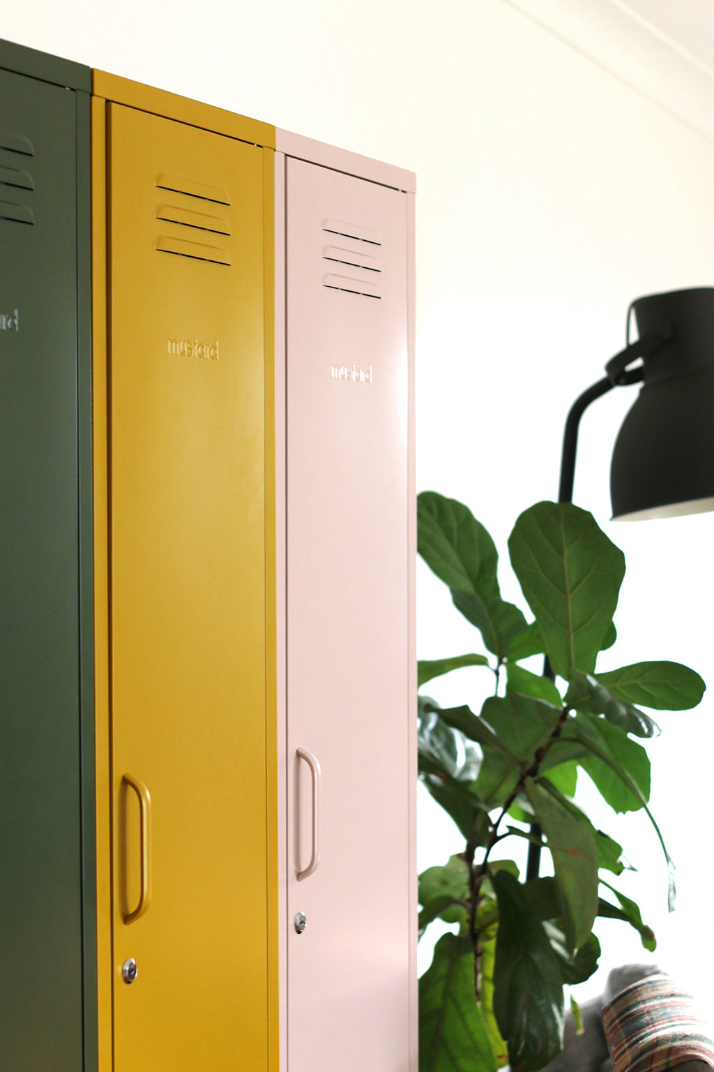 Mustard Made Skinny Locker - Mustard - 6