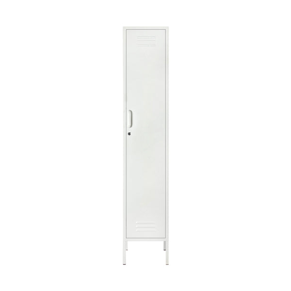 Mustard Made Skinny Locker - White - 1
