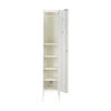 Mustard Made Skinny Locker - White - 3
