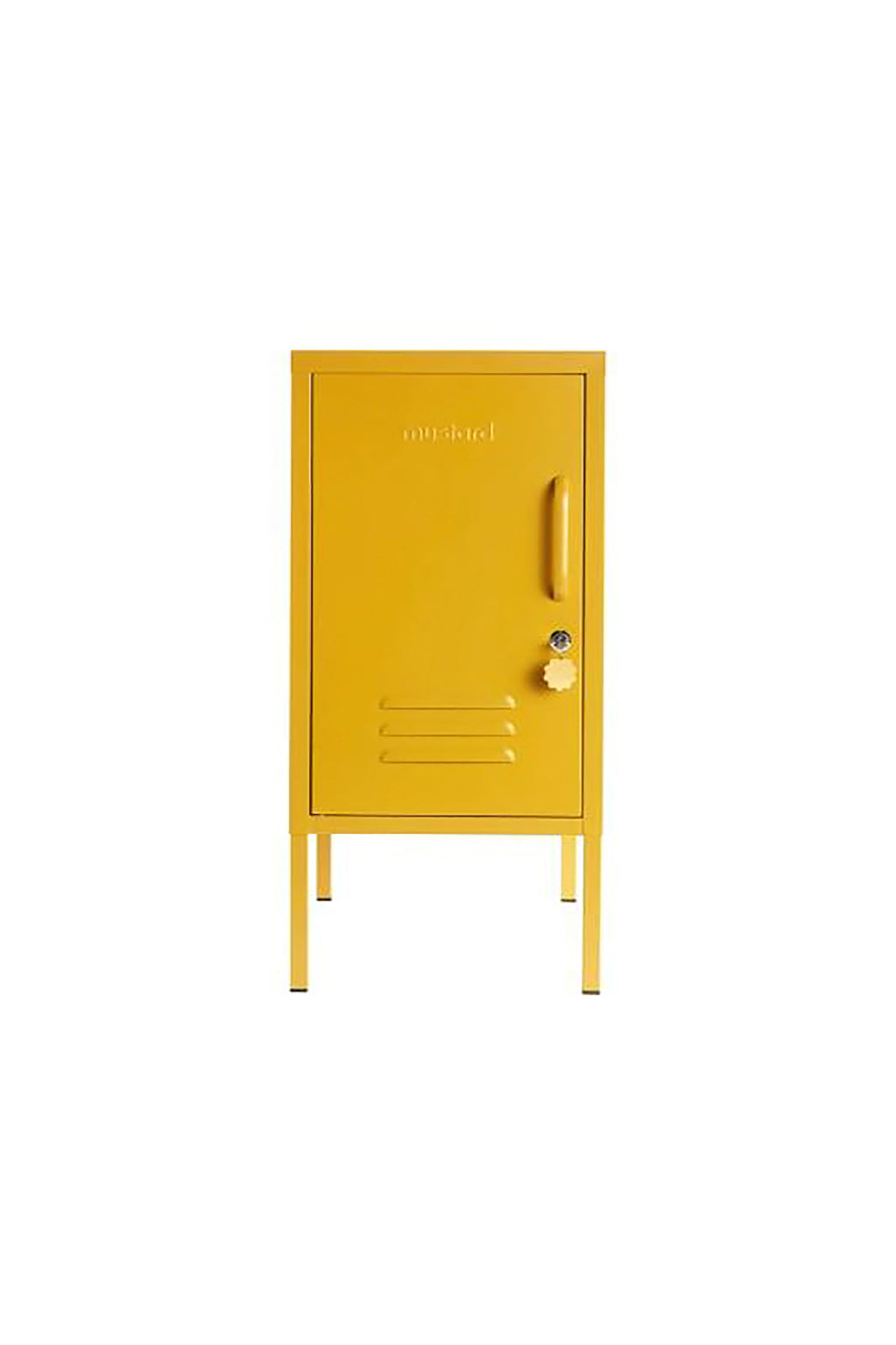 Mustard Made Shorty Locker - Mustard - Left Hand Opening - 4
