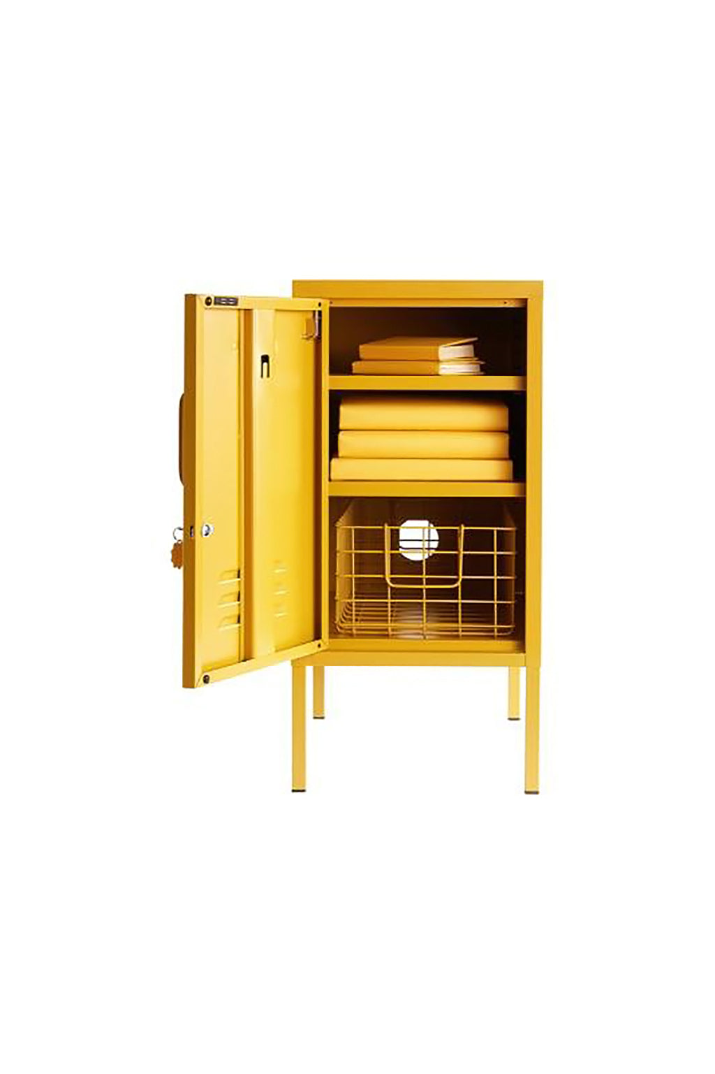 Mustard Made Shorty Locker - Mustard - Left Hand Opening - 6