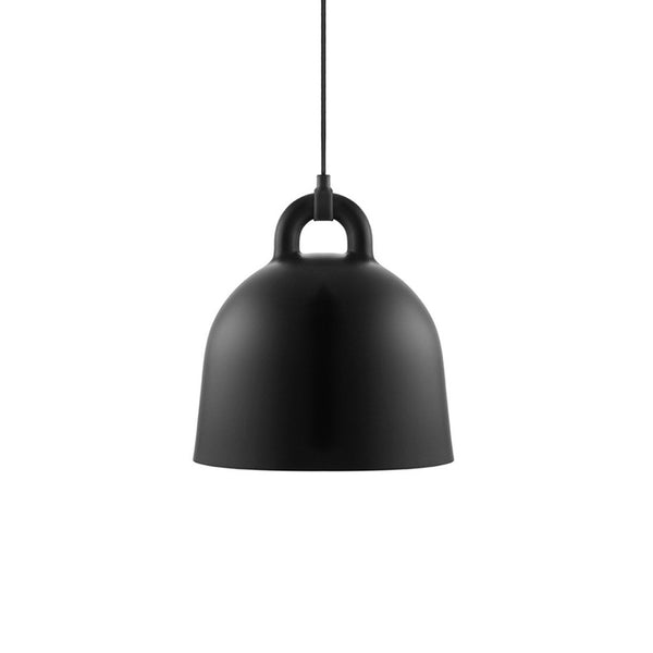 Normann Copenhagen Bell Lamp - Black