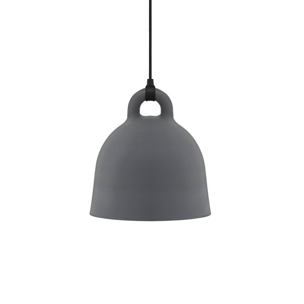 Normann Copenhagen Bell Lamp - Grey