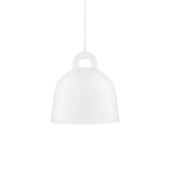 Normann Copenhagen Bell Lamp - White