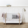 Oliver Furniture Wood Cot Oak - 6