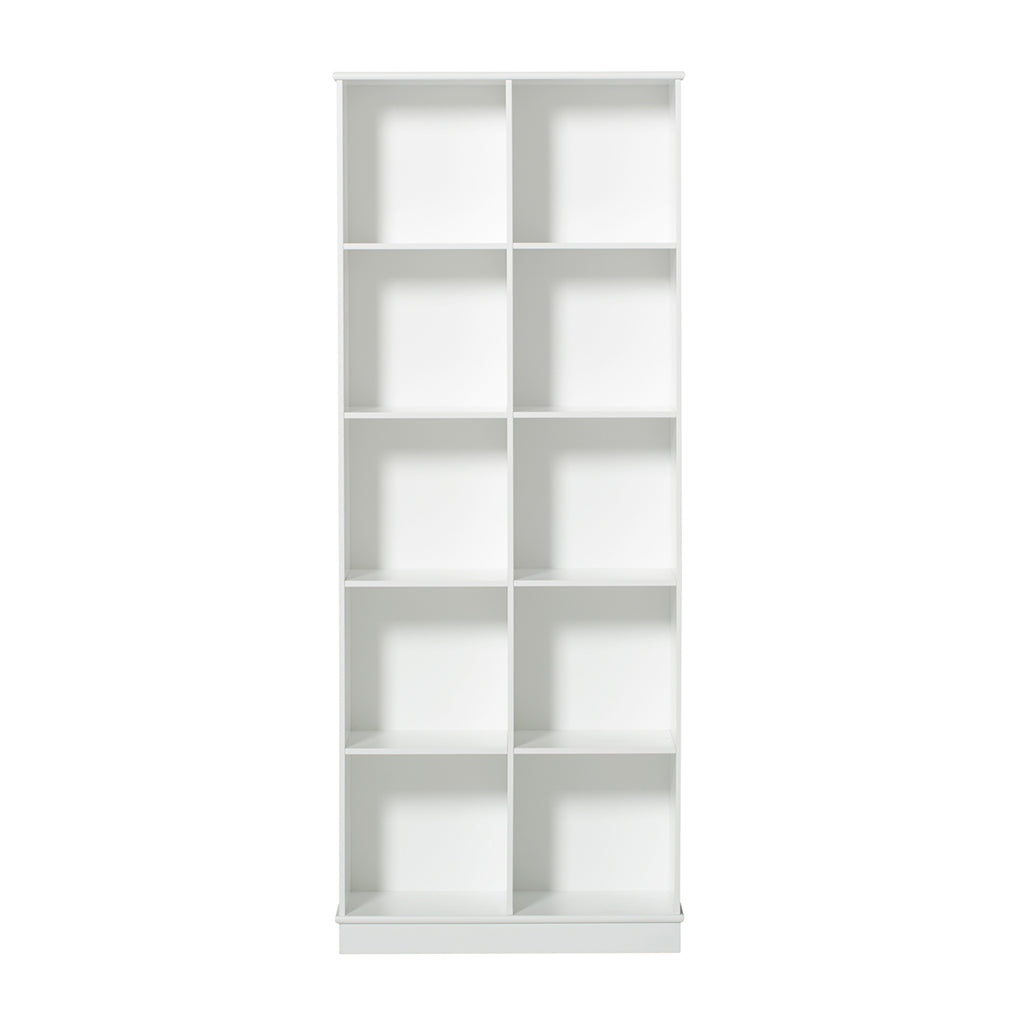 Oliver Furniture Wood Shelving Unit 2 x 5 Vertical - 1