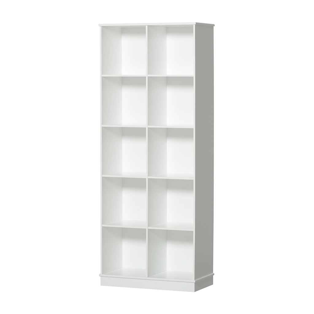 Oliver Furniture Wood Shelving Unit 2 x 5 Vertical - 2