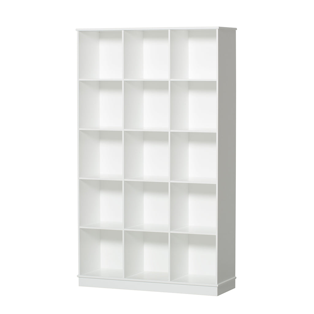 Oliver Furniture Wood Shelving Unit 3 x 5 Vertical - 3