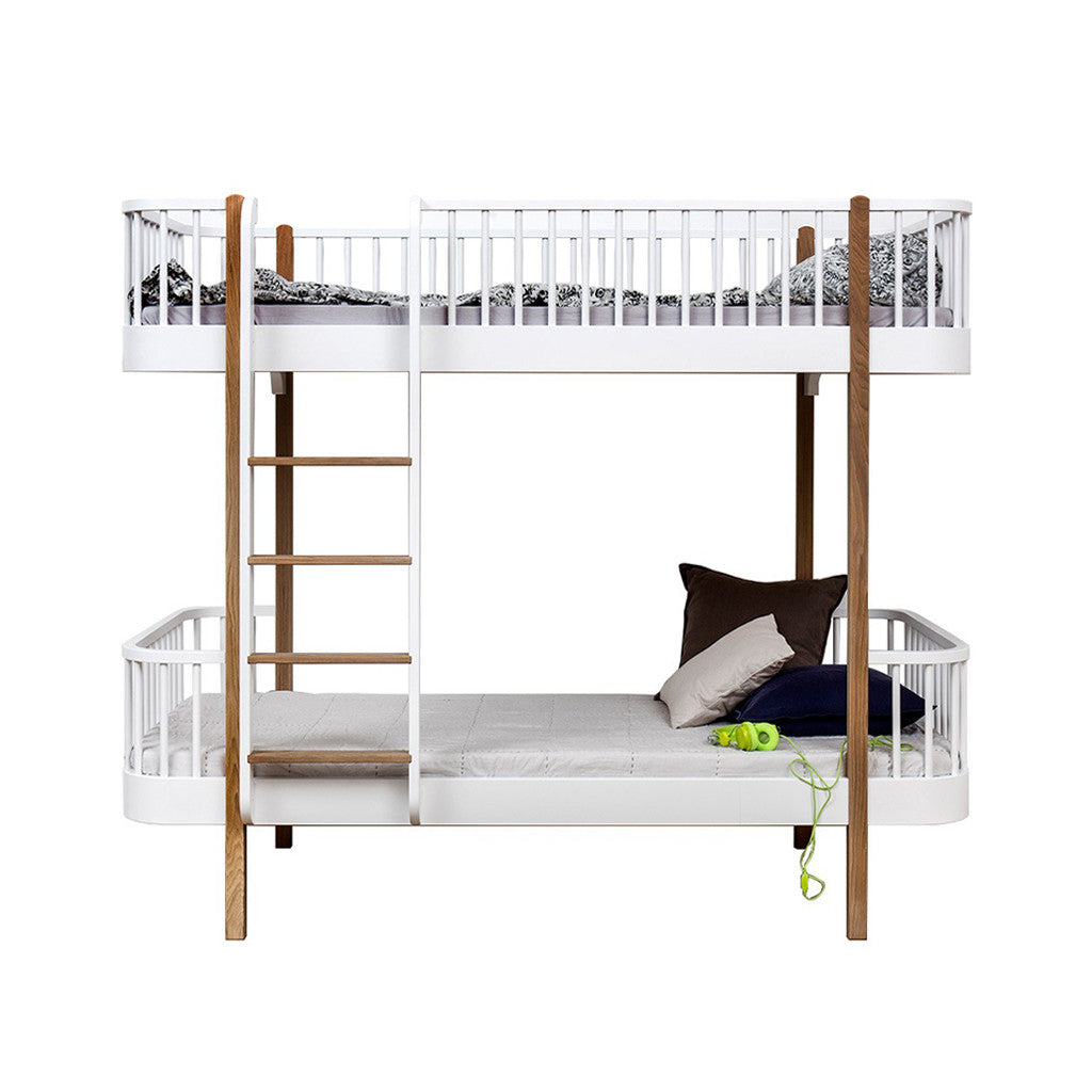 Oliver Furniture Wood Bunk Bed Oak - 3