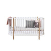 Oliver Furniture Wood Cot Oak - 4
