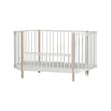 Oliver Furniture Wood Cot Oak - 3