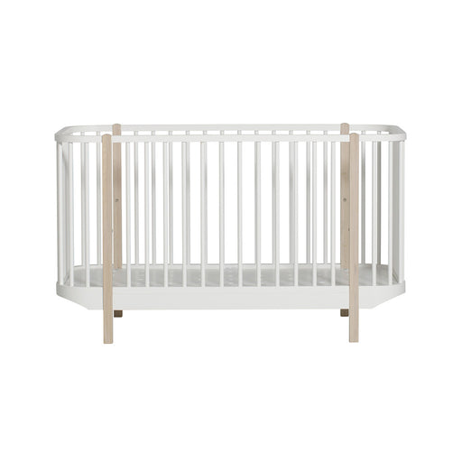 Oliver Furniture Wood Cot Oak - 1