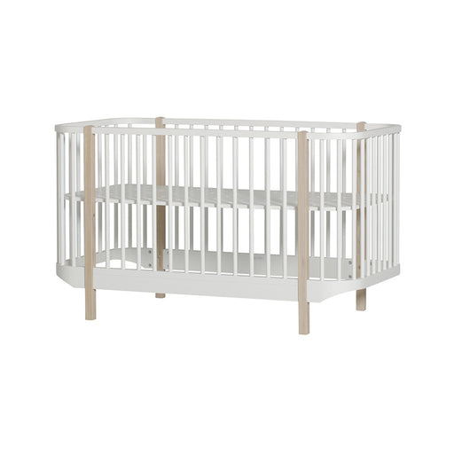 Oliver Furniture Wood Cot Oak - 2