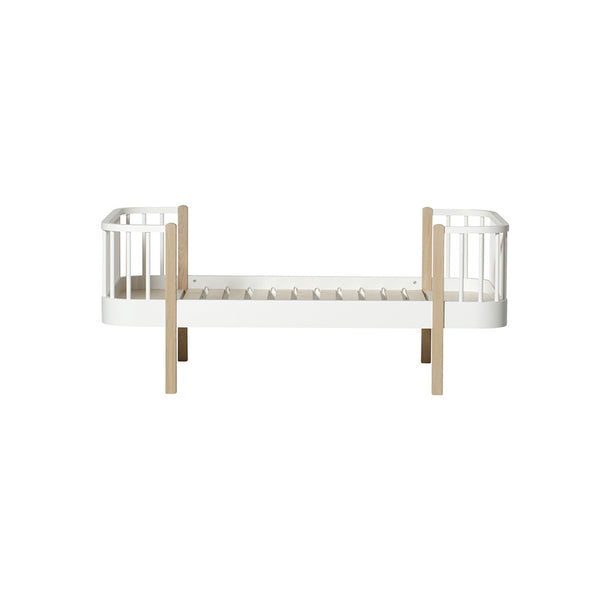 Oliver Furniture Wood Junior Bed Oak - 1