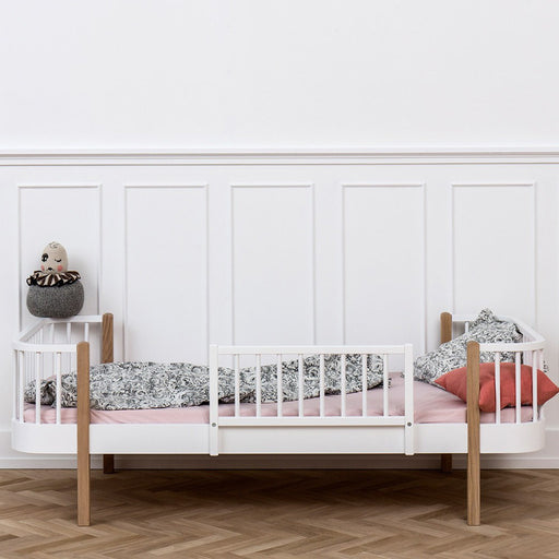 Oliver Furniture Wood Single Bed Oak - 2