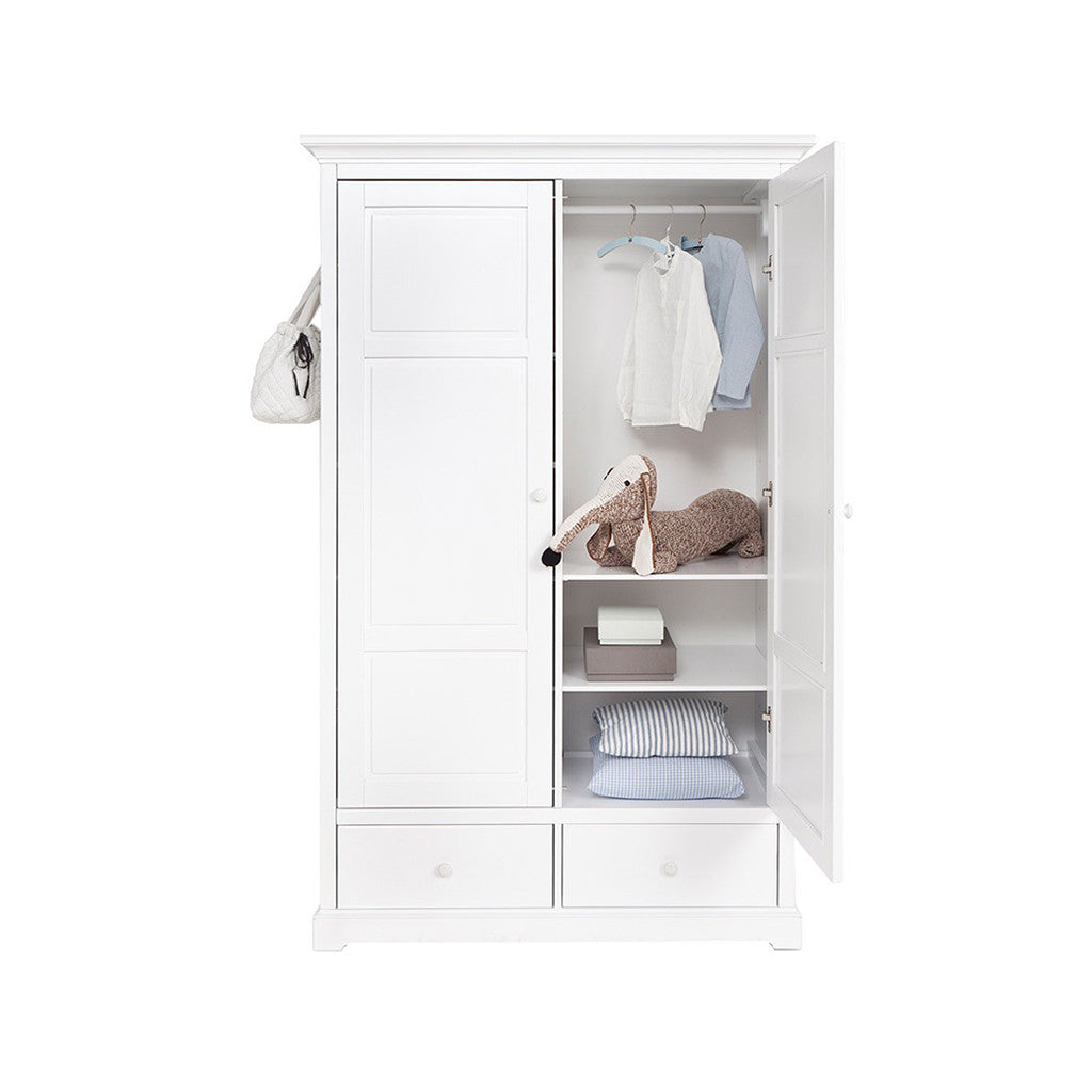 Oliver Furniture Seaside Wardrobe 2 Door - 2