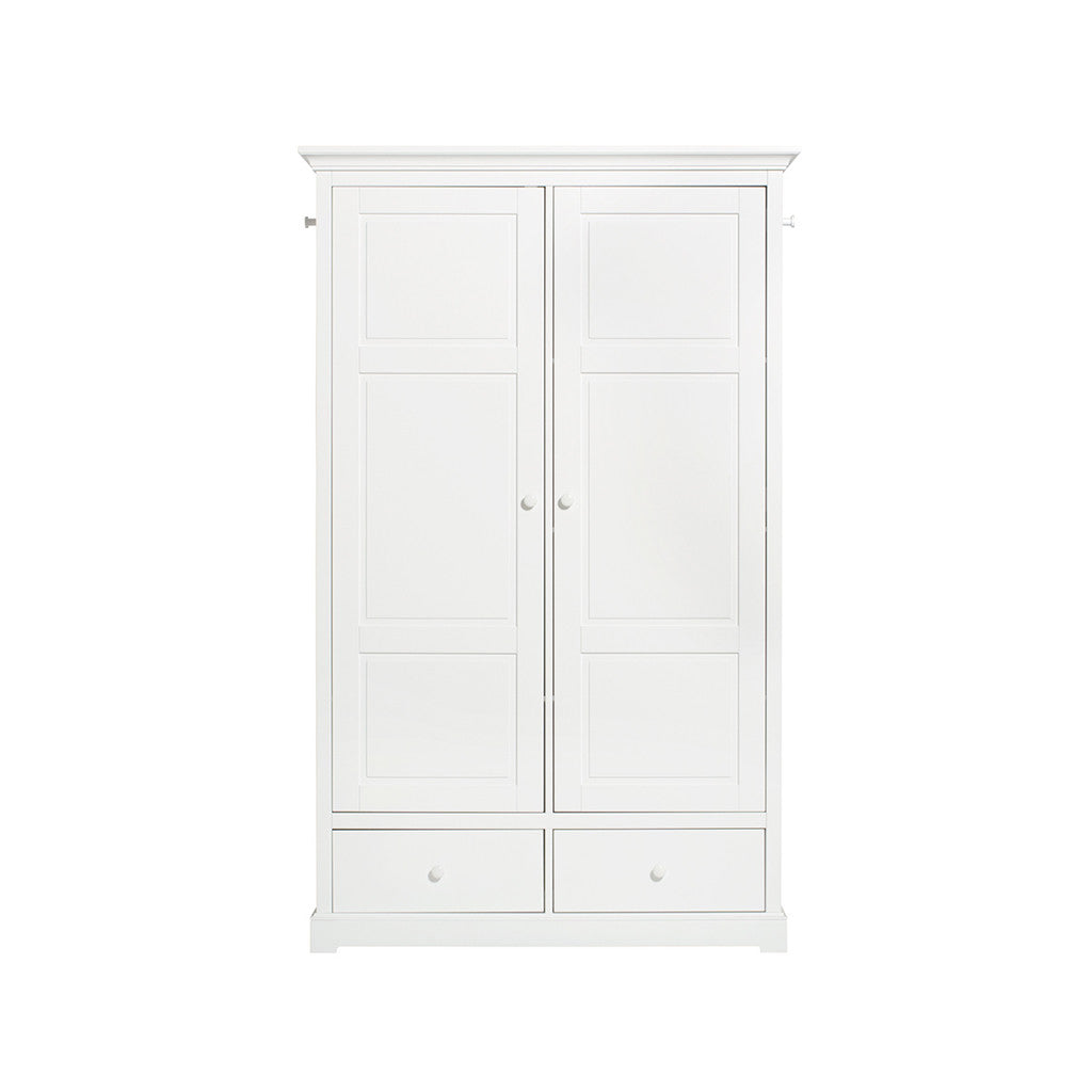 Oliver Furniture Seaside Wardrobe 2 Door - 1