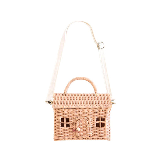 Olli Ella Casa Bag - Rose - 1