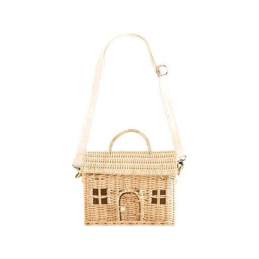 Olli Ella Casa Bag - Straw - 1