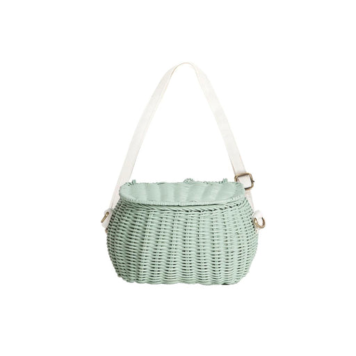 Olli Ella Mini Chari Bag - Mint - 1