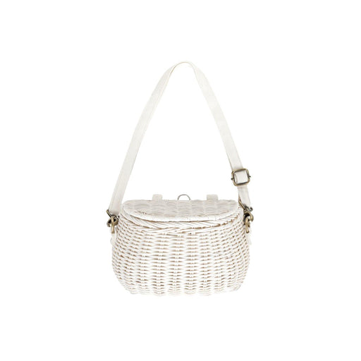 Olli Ella Mini Chari Bag - White - 1