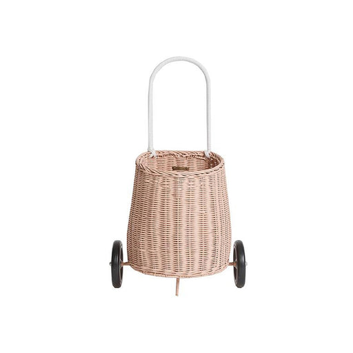 Olli Ella Luggy Basket - Rose - 1