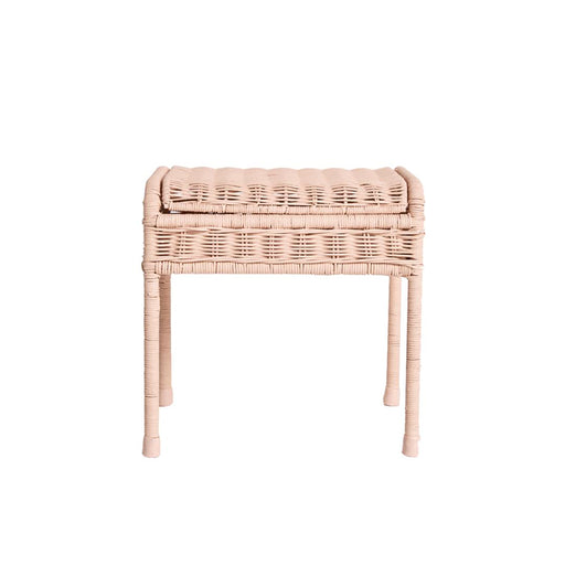 Olli Ella Stories Stool - Rose - 1