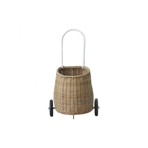 Olli Ella Luggy Basket - Natural - 1