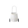 Olli Ella Luggy Basket - White - 1