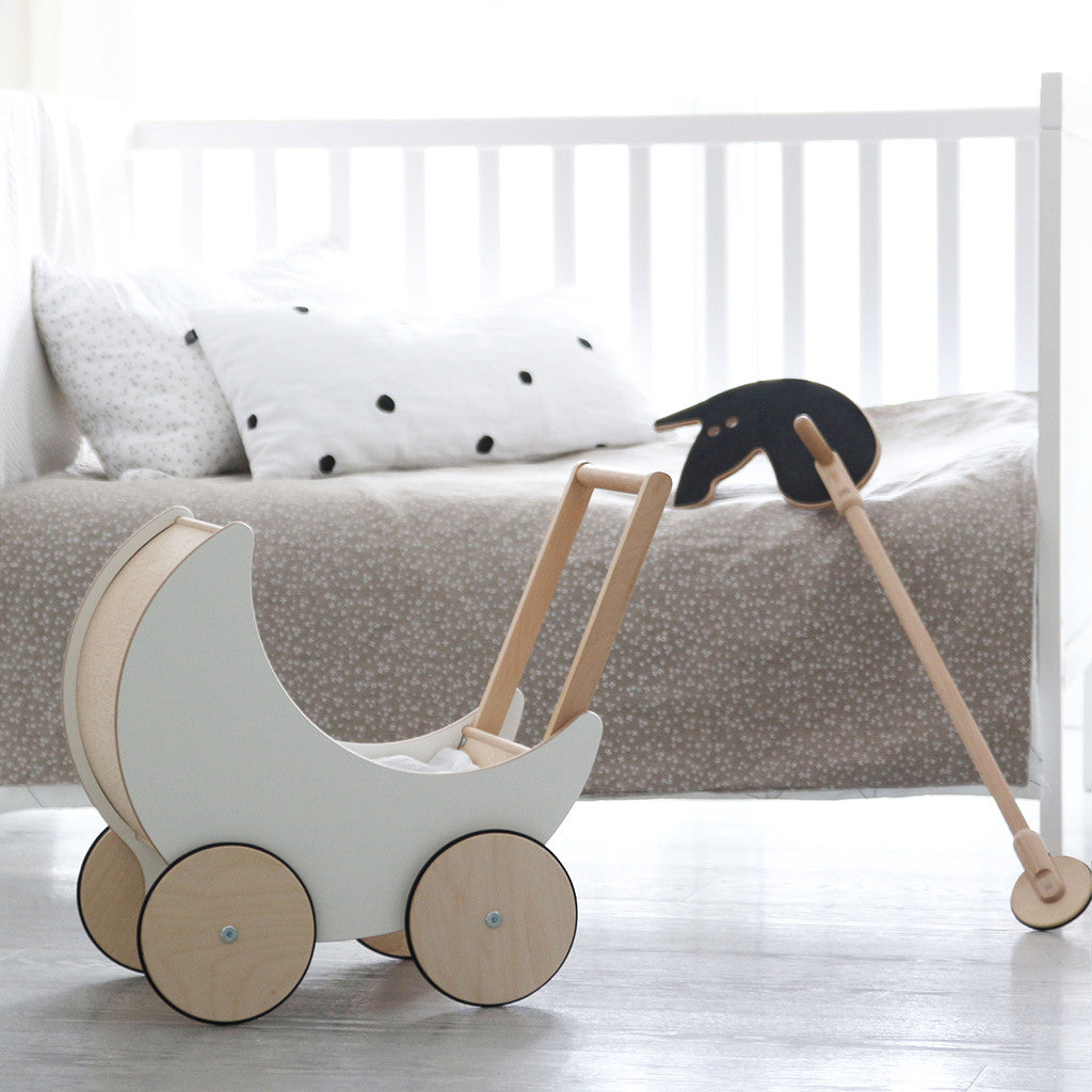 Ooh Noo Toy Pram - Is To Me - 4