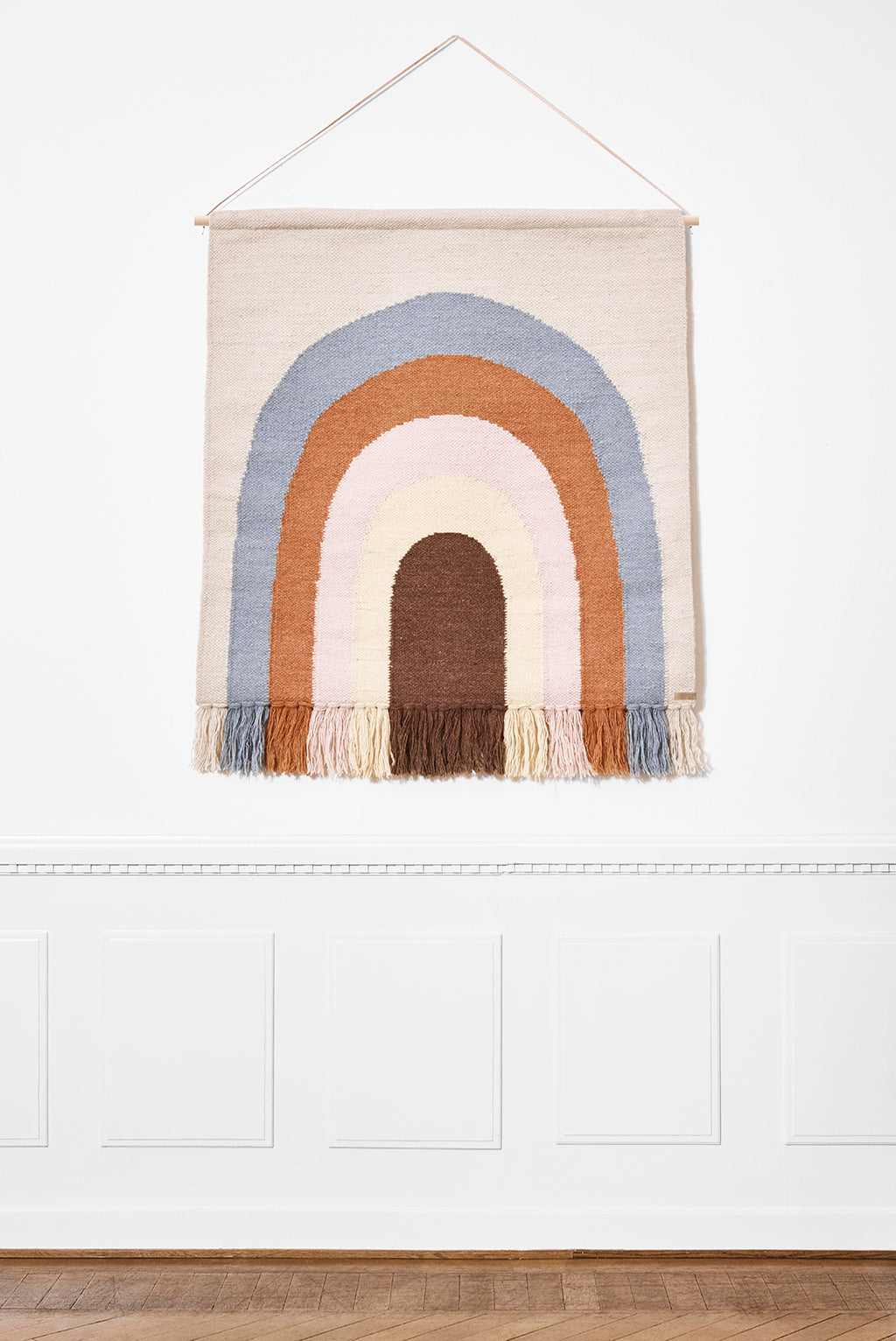 OYOY Follow The Rainbow Wall Rug - 2
