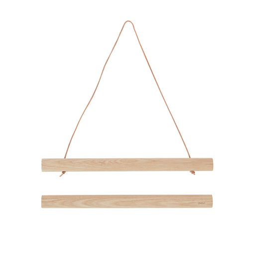 OYOY Rainbow Wooden Poster Frame - Small - 1