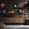 String Shelving System - Chest with 2 Drawers - 8