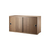 String Shelving System - Sliding Door Cabinet - 6