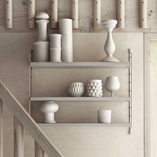 String Pocket shelf - Sand - 2