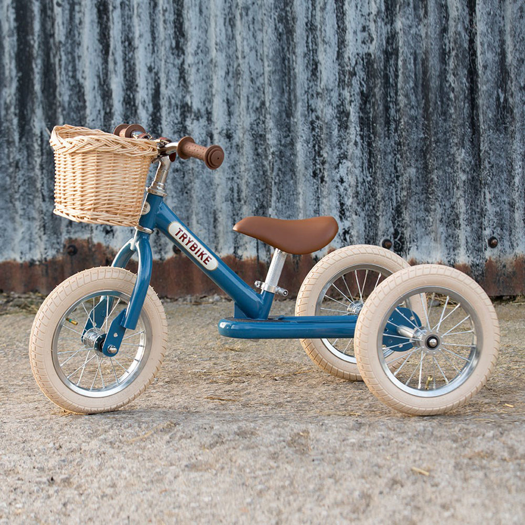 Trybike Wicker Basket - 2