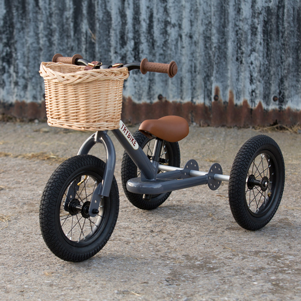 Trybike Wicker Basket - 3