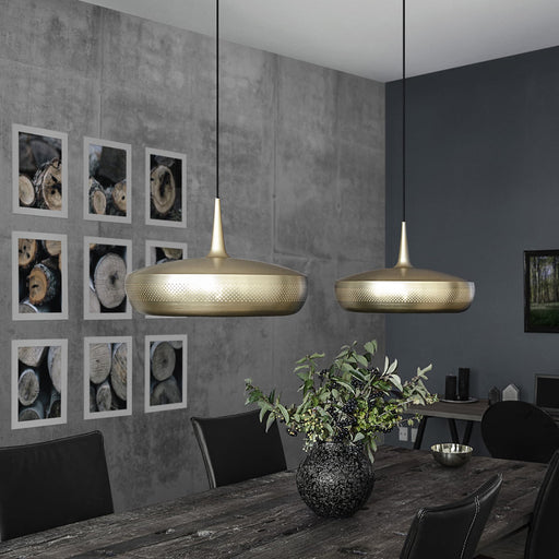 Umage Clava Dine Pendant Light - Brushed Brass - 2