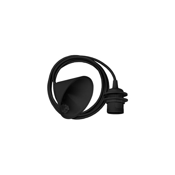 Vita Ceiling Cord Set - Black - 1