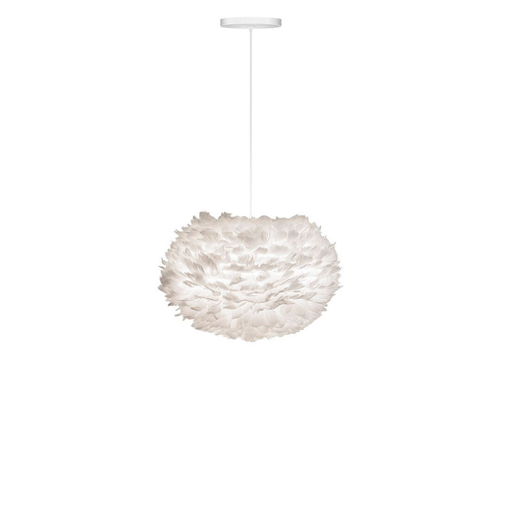 Vita Ceiling Cord Set - White - 3