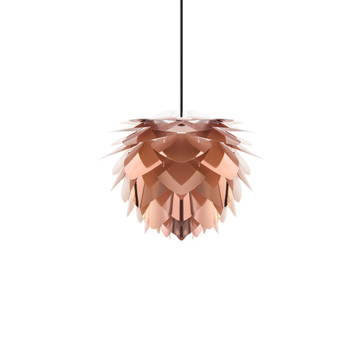 Vita Medium Silvia Lamp Shade - Copper - 1