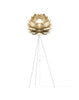 Vita Medium Silvia Lamp Shade - Brass - 4
