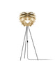Vita Medium Silvia Lamp Shade - Brass - 3