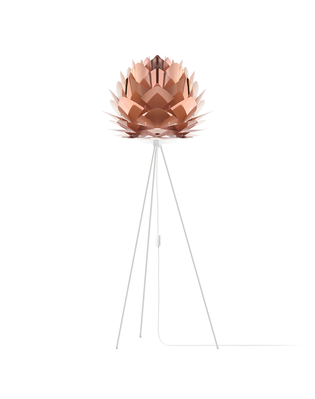 Vita Medium Silvia Lamp Shade - Copper - 4