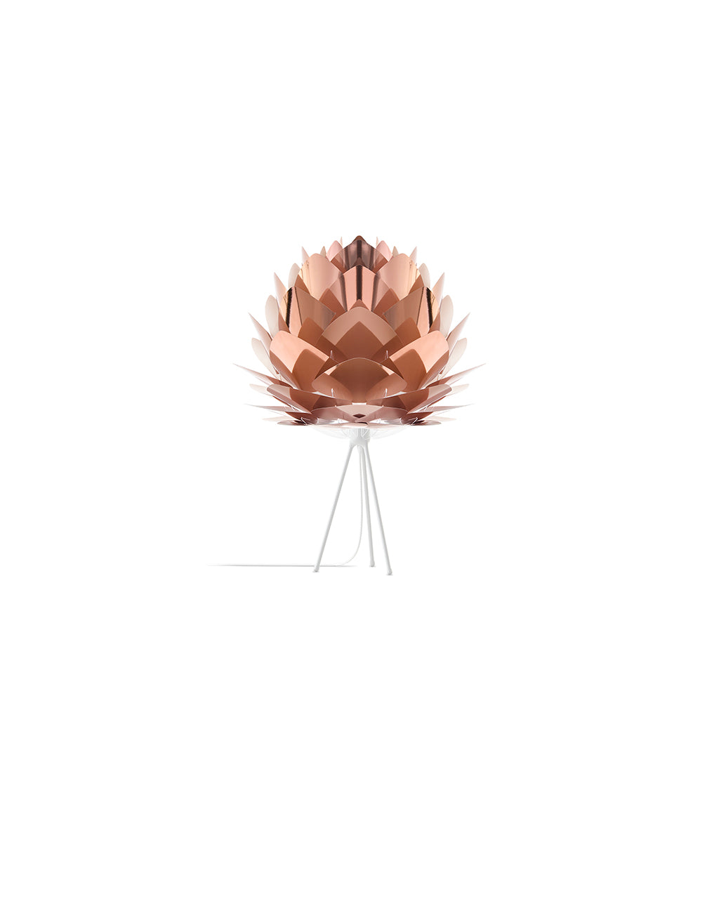 Vita Medium Silvia Lamp Shade - Copper - 2