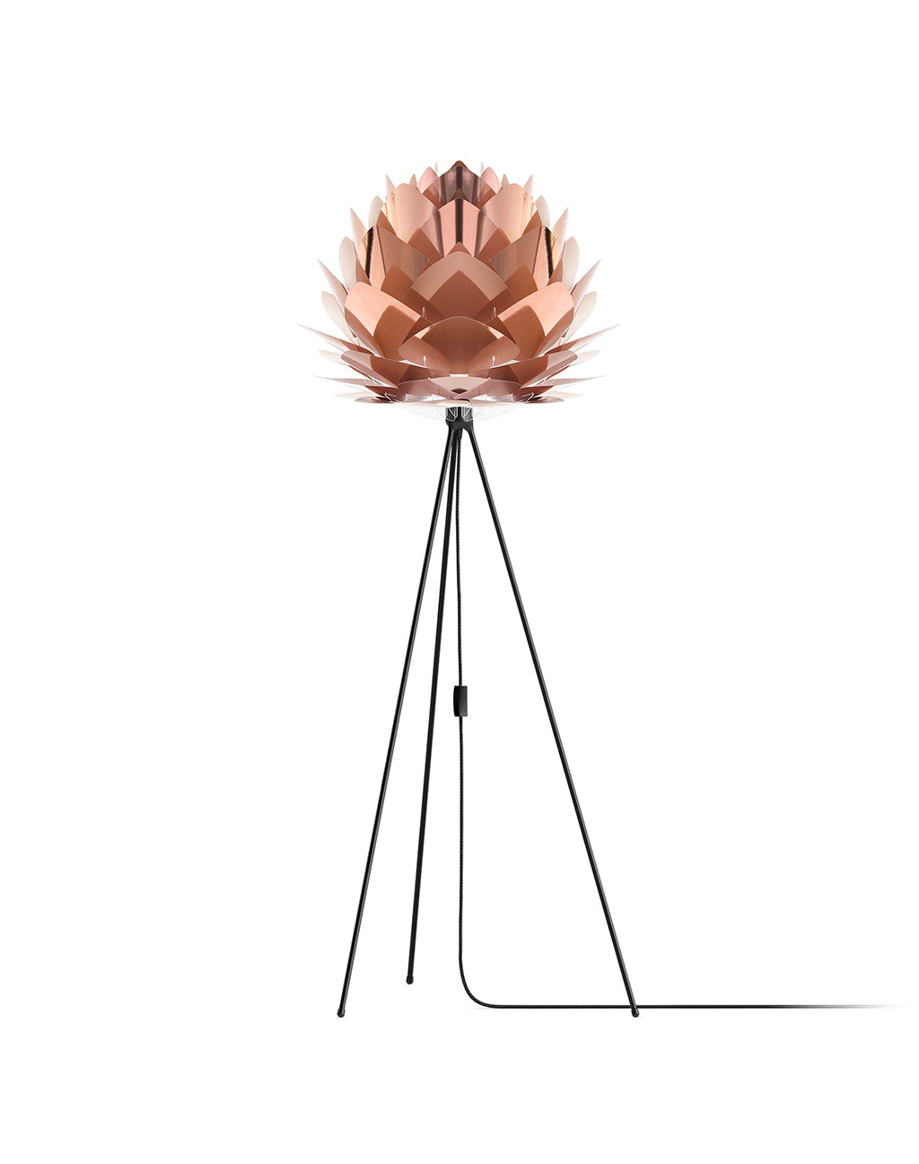 Vita Medium Silvia Lamp Shade - Copper - 5