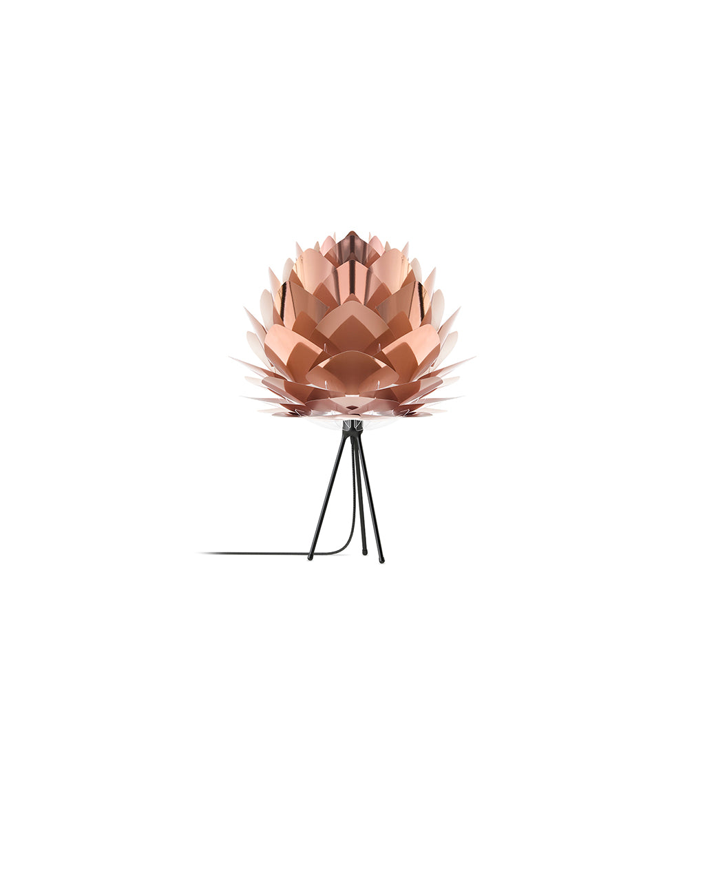 Vita Medium Silvia Lamp Shade - Copper - 3